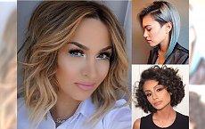 Półdługie cięcia, którym ciężko się oprzeć - galeria najpiękniejszych fryzur!
