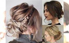Fryzury z półdługich włosów - prześliczne uczesania, które podkreślą Twoją urodę