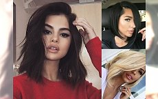 Średnia długość włosów jest na topie - 17 półdługich cięć na lato