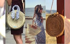 Naturalnie piękne i SUPERMODNE - torebki z hiszpańskiej Galicji to HIT tego lata