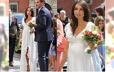 Wiemy, ile kosztowała i gdzie można kupić suknię ślubną Marty Kaczyńskiej! Zdziwicie się