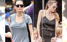 """Angelina Jolie waży TYLKO 34 KG! """"Jest emocjonalnym i fizycznym wrakiem, skóra na jej ciele zwisa, a kości są kruche"""""""