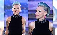 Szczupła Agnieszka Chylińska odsłania nogi. Pochwaliła się też nową fryzurą!