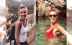 Agnieszka Włodarczyk pozuje w bikini. Wiedzieliście, że ma taką seksowną pupę?