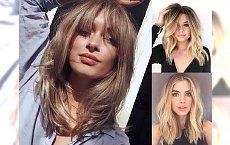 PRZEGLĄD półdługich fryzur dla blondynek! Aż 28 pomysłów!