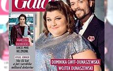 """Dominika Gwit z mężem w poślubnej sesji. """"Przy Wojtkuczuję się seksowną, atrakcyjną kobietą"""""""