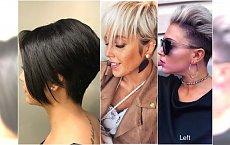 Modne krótkie fryzury - proste i bardzo kobiece. Takie jak lubicie najbardziej!