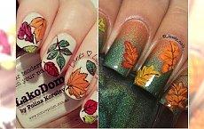 Manicure z motywem jesiennego liścia - zakochaj się w tych wzorach!