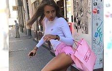 """Oliwia Bieniuk pochwaliła się najmodniejszymi butami sezonu. """"Koszmarki"""" od Balenciagi kosztują fortunę!"""
