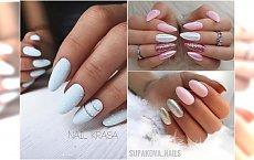 Manicure na wesele. Najpiękniejsze wzory paznokci w odcieniach różu, nude i błękitu