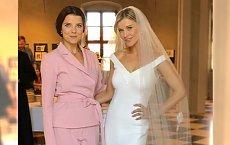 Joanna Jabłczyńska ZAŚPIEWAŁA na ślubie Joanny Krupy! Wiedzieliście, że ma TAKI GŁOS?