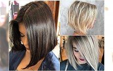 Fryzury średnie - proste i bardzo kobiece. Sprawdźcie, jak modnie ściąć włosy!