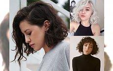 Curly bob - zobacz, jak ślicznie mogą wyglądać krótkie kręcone włosy!