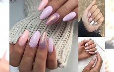 Manicure w modnych odcieniach różu - galeria trendów