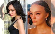 Lily-Rose Depp jako femme fatale w reklamie makijażu Chanel. Oszałamia czy przeraża?