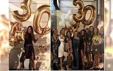 Anna Lewandowska wyprawiła 30. urodziny! Pokazała fotki!