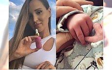 Marina pokazała 2,5-miesięcznego syna. Fani: Przegrzewasz dziecko! Odpowiedziała!