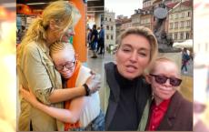"""Do Martyny Wojciechowskiej przyjechała adoptowana córka. Była prześladowana z powodu albinizmu. """"Maczetą odrąbali jej rękę"""""""