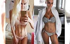 """Poznajcie """"Barbie z MÓZGIEM""""! Z powodu anoreksji ta kobieta ważyła kiedyś tylko 34 KILO! Zdjęcia z tego okresu są PRZERAŻAJĄCE!"""