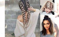 Top 26 fryzur dla włosów długich i półdługich - prześliczne!