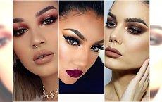 Modny makijaż na jesień 2018. Przeglądy największe trendy!