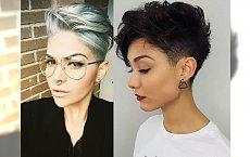 25 propozycji na krótkie cięcie - pixie i undercut to fryzury który odejmą Ci lat [GALERIA]