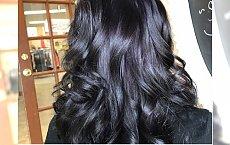 Modny kolor włosów: winogrona. Niezwykła propozycja dla brunetek!