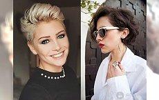 Fryzury dla włosów krótkich i półkrótkich - galeria najpiękniejszych cięć