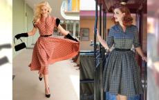 Sukienki w stylu PIN-UP idealne na jesień - zakochasz się w nich!