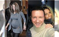 40-letnia Małgorzata Rozenek jest W CIĄŻY? To zdjęcie i to jedno zdanie MAJĄ BYĆ DOWODEM