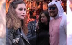 """Ślub od pierwszego wejrzenia: Przemek przebrał się za JEDNOROŻCA. Fani podzieleni: """"Brak urody nadrabia humorem"""" vs """"Martyna, uciekaj"""""""