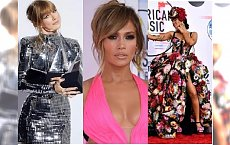 American Music Awards: Gwiazdy w SPEKTAKULARNYCH kreacjach. Zobacz najlepsze z nich!