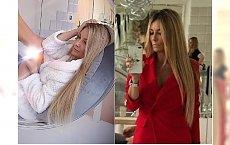 Małgorzata Rozenek POZBYŁA SIĘ DOCZEPÓW! Zobaczcie, jak wyglądają jej prawdziwe włosy!