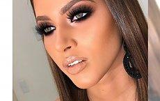 Modny makijaż na jesień: blade usta i ciemne oczy. Spektakularny efekt jest na topie!