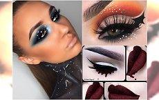 Makijaż oczu na Halloween. Wampirzyca, klaun, zombie i wiele innych pomysłów