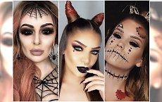 Makijaże i fryzury na Halloween. 30 najlepszych pomysłów na upiorny look