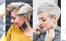 Krótkie cięcie rządzi - galeria stylowych fryzur, które odejmą Ci lat!