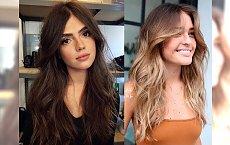 20 pomysłów na długie cięcie włosów - galeria prześlicznych fryzur