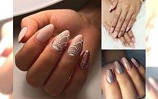 Nude manicure - najpiękniejsze propozycje z sieci! [GALERIA]