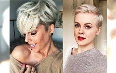 Krótkie cięcie - 18 wyjątkowych propozycji na fryzury pixie i undercut