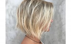 Fryzura choppy - najlepsze cięcie dla cienkich i rzadkich włosów