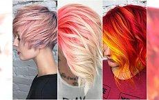 Modne kolory dla krótkich włosów. 25 pomysłów na ożywczą koloryzację