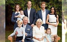 Książę Karol kończy 70 lat. Jedna z przeróbek zdjęcia rodziny królewskiej jest wyjątkowo wstrząsająca!