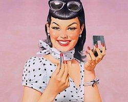 Makijaż w stylu lat 50. Zobacz, czego potrzebujesz!