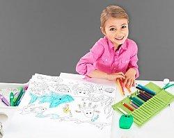 """Dziecięce """"zrób to sam"""" - niezbędnik małego artysty"""