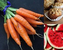 15 zdrowych przekąsek na piknik