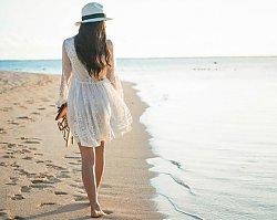4 świetne stylizacje - moda na plaży