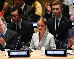 Emma Watson zmienia oblicze feminizmu