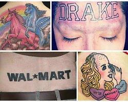 Kicz, tandeta i żal na całe życie. Czyli najgorsze tatuaże znalezione w sieci!
