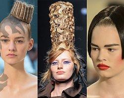 Najbardziej warte uwagi makijaże i fryzury z pokazów Haute Couture jesień 2015